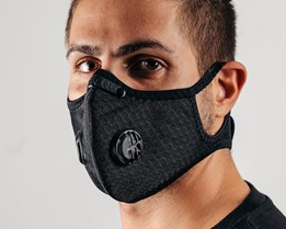 Sport Mask Outdoor Black Face Mask - Equip
