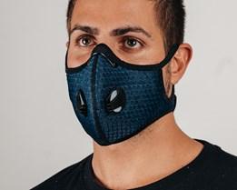 Sport Mask Outdoor Blue Face Mask - Equip