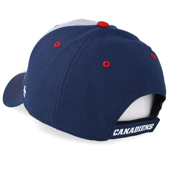 47 Brand Adjustable Cap Eishockey FORMATION Montreal Canadiens navy