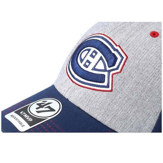 FORMATION Montreal Canadiens navy Weitere Wintersportarten 47 Brand Adjustable Cap Eishockey