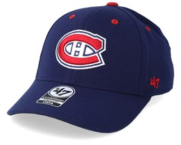 Montreal Canadiens Kickoff 47 Contender Wool Light Navy Flexfit - 47 Brand