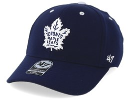 Toronto Maple Leafs Kickoff Wool 47 Contender Navy/White Flexfit - 47 Brand