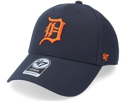 Detroit Tigers Mvp Navy Adjustable - 47 Brand