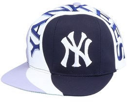 New York Yankees Vortex MLB Vintage Snapback - Twins Enterprise