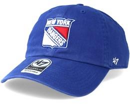 New York Rangers Clean up Royal Adjustable - 47 Brand