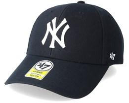 Kids New York Yankees Youth Mvp Navy Adjustable - 47 Brand