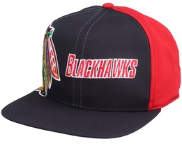 Chicago Blackhawks Chicago Blackhawks Big Logo NHL Vintage - Twins Enterprise