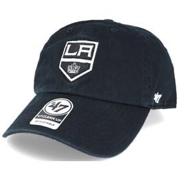 save off f414d 0eacb 47 Brand Los Angeles Kings Clean Up Black Adjustable - 47 Brand  29.99