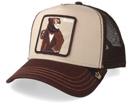 Lone Star Brown Trucker - Goorin Bros.