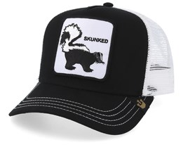 Skunked Black/White Trucker - Goorin Bros.