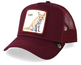 Foxy Maroon Trucker - Goorin Bros.