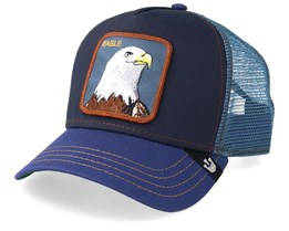 Eagle Navy Trucker - Goorin Bros.