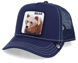 Blue Bear Dark Blue Trucker - Goorin Bros.