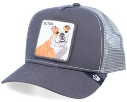 The Butch Baseball Grey Trucker - Goorin Bros.