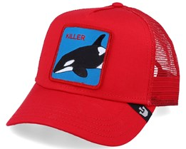 Killer Whale Red Trucker - Goorin Bros.