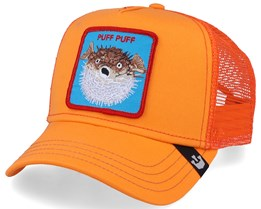 Puff Orange Trucker - Goorin Bros.