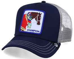 Champion Navy/Grey Trucker - Goorin Bros.