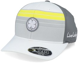 Island Sun White/Grey 110 Adjustable - Black Clover