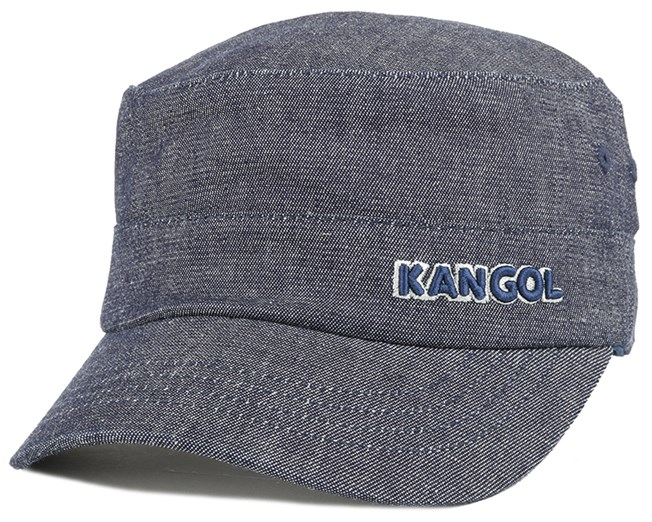 6a647997253 Denim Indigo Army Flexfit - Kangol caps