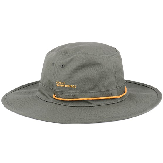 791c4453ba4 The Traveler 2 Olive - Coal hats