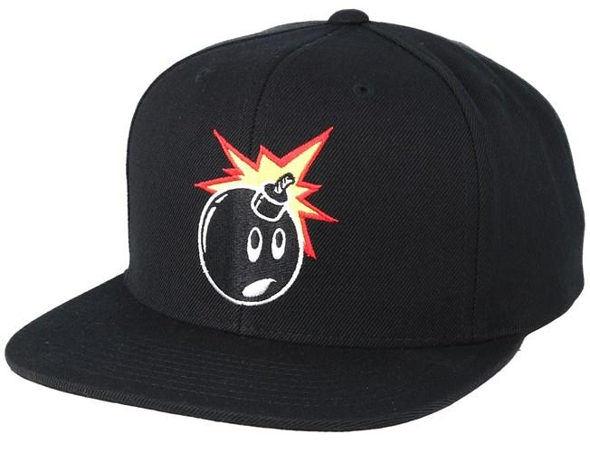 7c207ed1924 Forever Adam Snapback Black - The Hundreds caps - Hatstoreaustralia.com