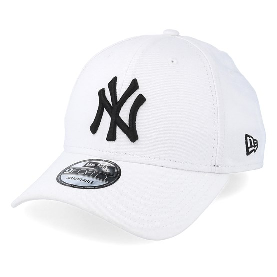 0a389fa417fe84 NY Yankees 940 Basic White/Black - New Era caps - Hatstoreworld.com