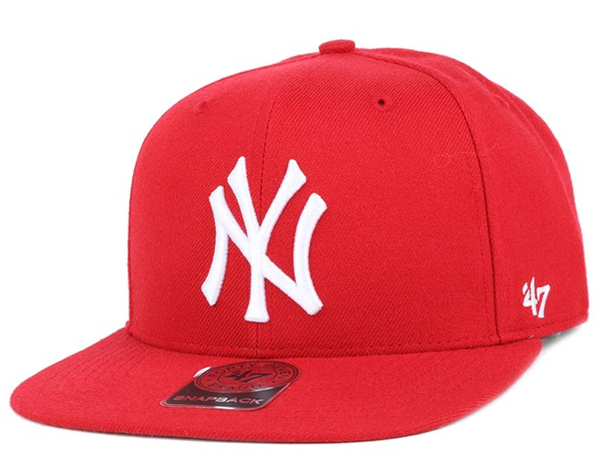 NY Yankees Sure Shot Royal White Snapback - 47 Brand caps  284ff20c3bd