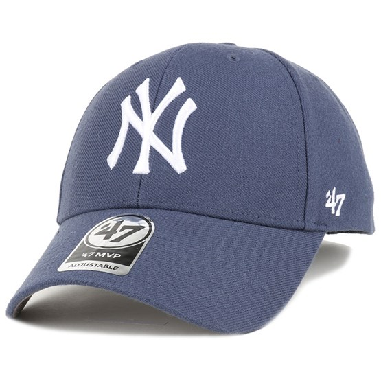 Clean Up New York Yankees Timber 47 Brand Adjustable Cap Baseball & Softball