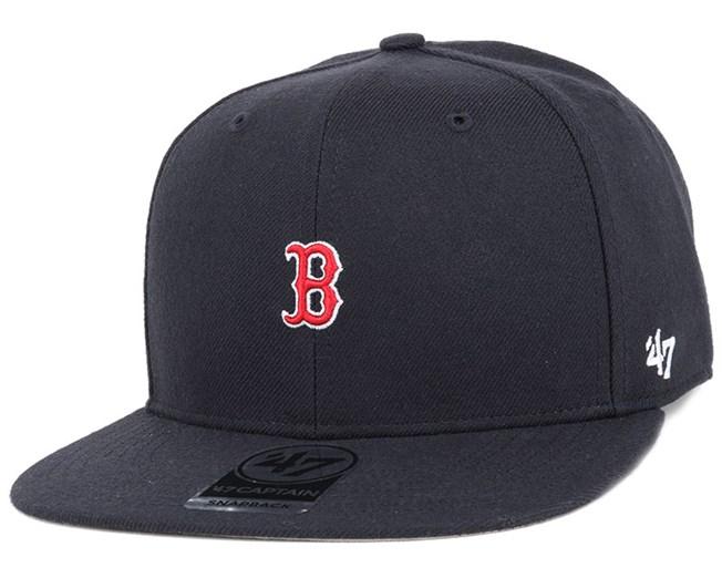 ef9d6269c914f7 Boston Red Sox Centerfield Captain Navy Snapback - 47 Brand caps ...