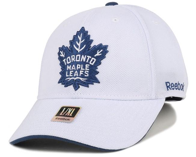 new product c73bd d911d Toronto Maple Leafs Fo Structure Flexfit - Reebok cap ...