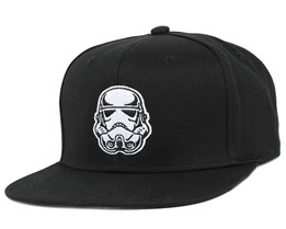 Imperial Trooper Black Snapback - Dedicated