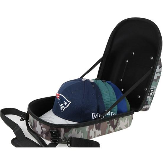 Cap Carrier 6-Pack Woodcamo - New Era accessories  dcbe8797e2f5