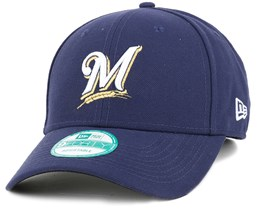Milwaukee Brewers Game 940 Adjustable - New Era