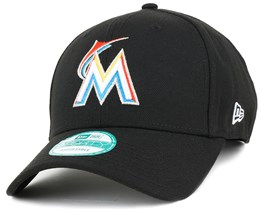 Florida Marlins Home 940 Adjustable - New Era