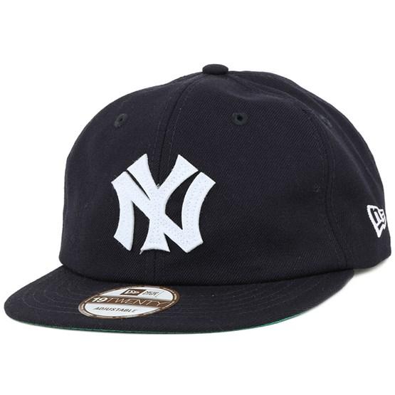 Keps NY Yankees Heritage MLB 1920 Strapback - New Era - Blå Strapback