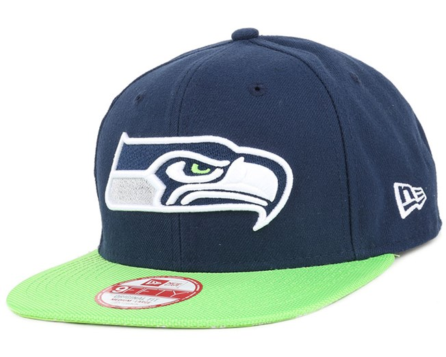 4bb6564a9 Seattle Seahawks NFL Sideline 9Fifty Snapback - New Era caps ...