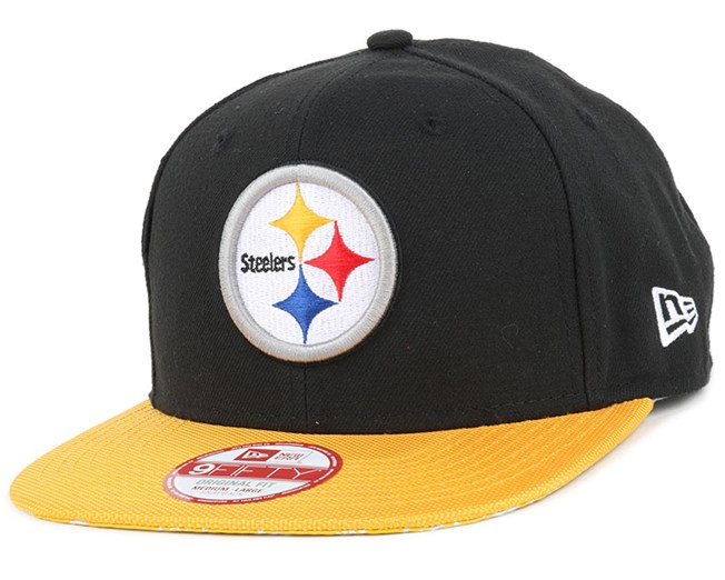 Pittsburgh Steelers NFL Sideline 9Fifty Snapback - New Era - Start ... fe0cdd31a9c