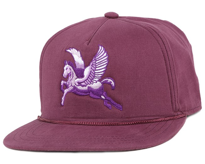 0f9aa88e77595 The Lore Purple Snapback - Coal caps - Hatstorecanada.com