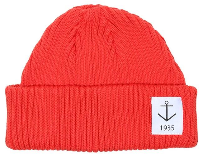 Smula Hat Red - Resteröds beanies  6333a5e820d5