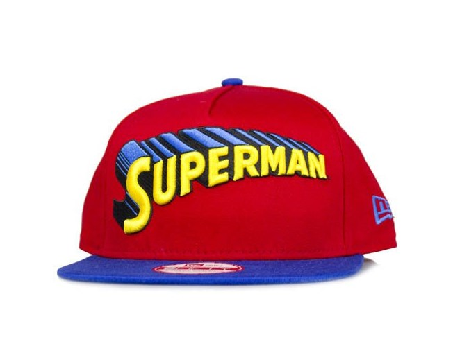 Superman Reverse Classic Official - New Era - Start Boné - Hatstore 1787f5d2e5b