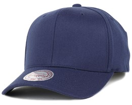 reputable site 1fc7f b827d Blank 110 Flexfit Navy Adjustable - Mitchell   Ness