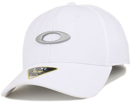 Tincan White/Grey Flag Flexfit - Oakley