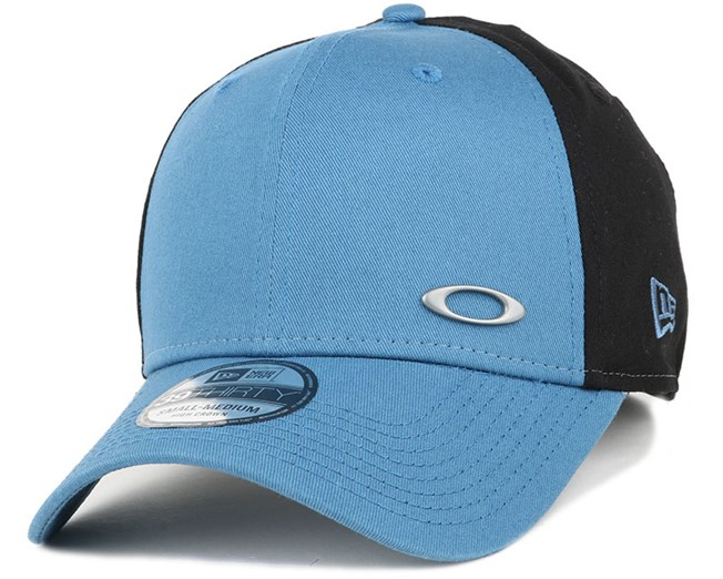 78e319172bb Tinfoil Black Blue Shade 39Thirty Flexfit - Oakley caps ...