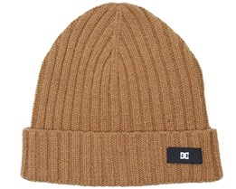 Flat Head Wheat Beanie - DC