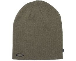 Fine Dark Brush Beanie - Oakley
