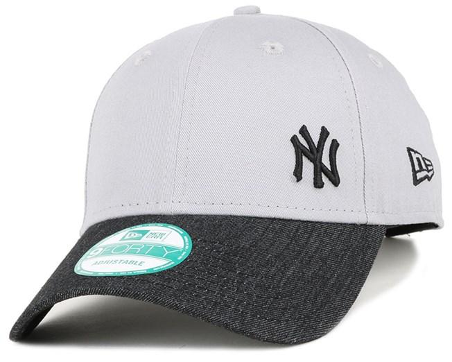 c6279626 NY Yankees Flawless Denim Mix Graphite/Black 940 - New Era caps ...