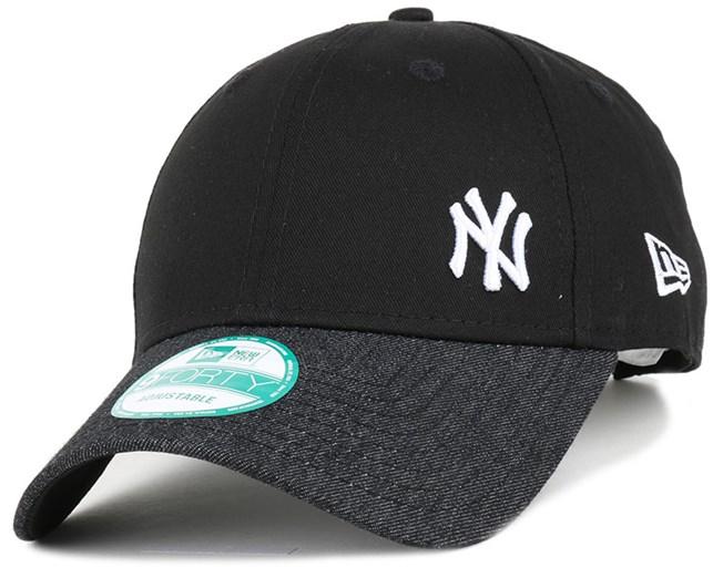 99fab4e9 NY Yankees Flawless Denim Mix Black/Black 940 - New Era caps ...