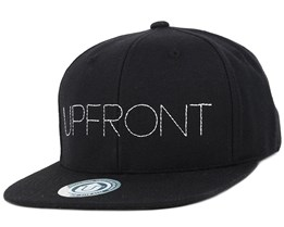 Breakdown Black Snapback - Upfront