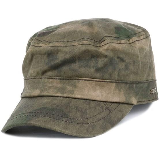 Minnesota Camouflage Army Cap - Stetson caps  053e741c4c49