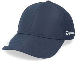 Perf Front Hit Struct Mens Navy Adjustable - Taylor Made